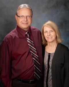 Ted & Agnes Kenworthy